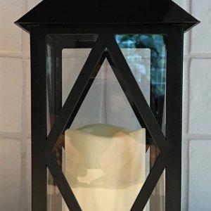 Lanterne antique vintage DEL