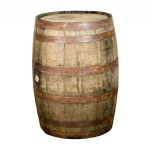 Baril bourbon en bois