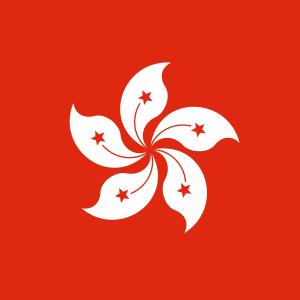 Drapeau de Hong Kong