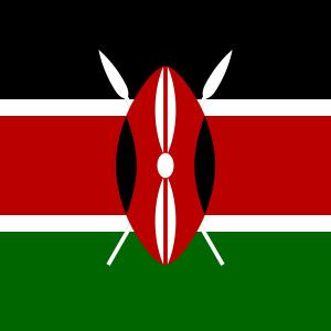 Drapeau du Kenya