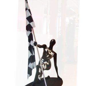 Mannequin Formule 1