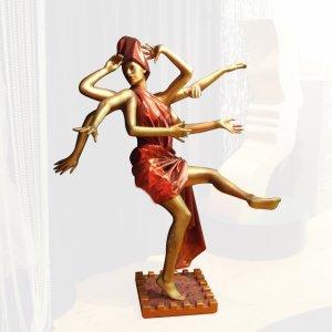 Mannequin Shiva or