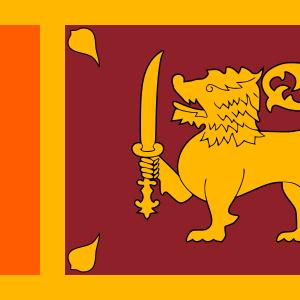 Drapeau du Sri Lanka