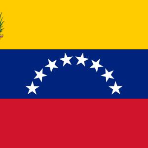 Drapeau du Vénézuela