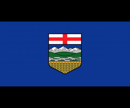 Drapeau de l'Alberta