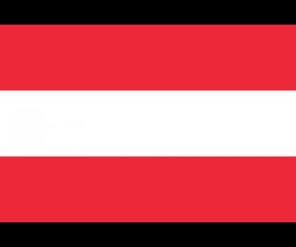 Drapeau de l'Autriche