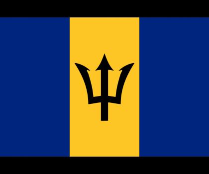 Drapeau de la Barbade