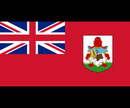 Drapeau des Bermudes