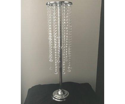 Centre de table en cristal