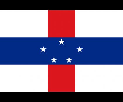 Drapeau des Antilles Néerlandaises