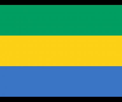 Drapeau du Gabon