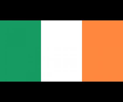 Drapeau de l'Irlande