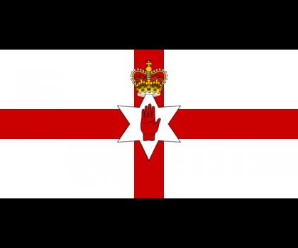 Drapeau de l'Irlande du Nord