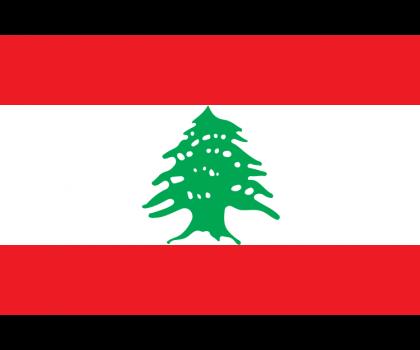 Drapeau du Liban