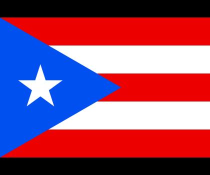 Drapeau du Porto Rico