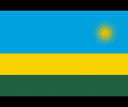 Drapeau du Rwanda