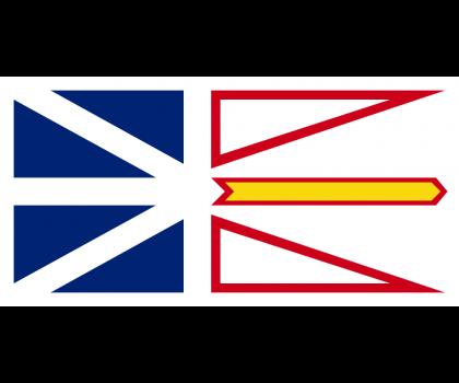 Drapeau de Terre-Neuve-et-Labrador