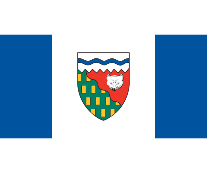 Drapeau des Territoires du Nord-Ouest