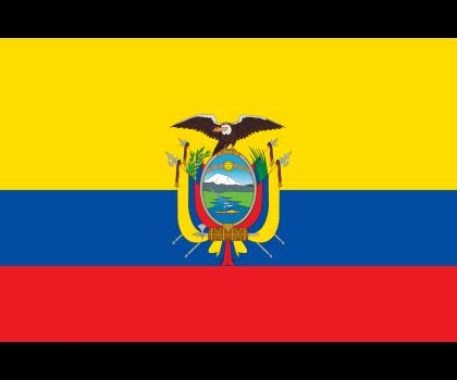 Drapeau de l'Équateur