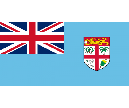 Drapeau des Îles Fidji