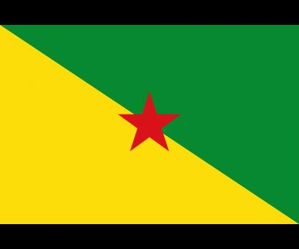 Drapeau de la Guyane Française