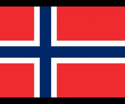 Drapeau de la Norvège
