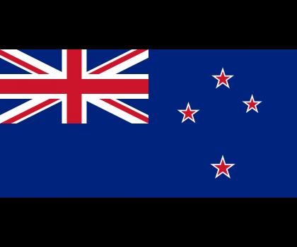 Drapeau de la Nouvelle-Zélande