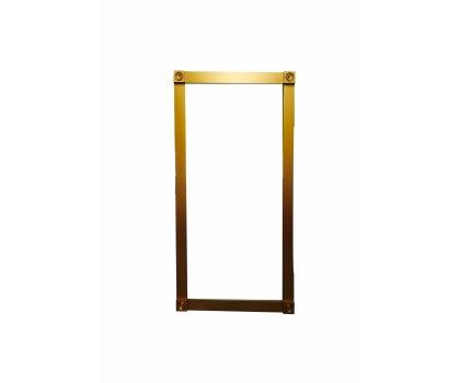 Cadre géant or