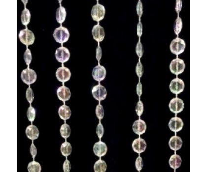 Rideau de cristaux