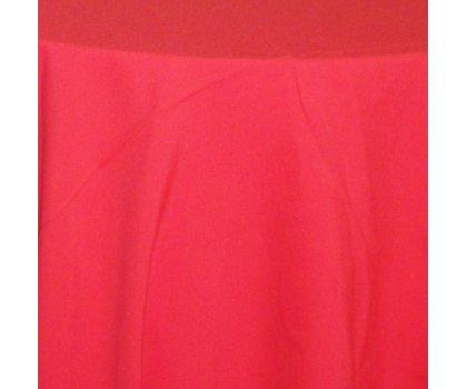 sur-nappe rouge