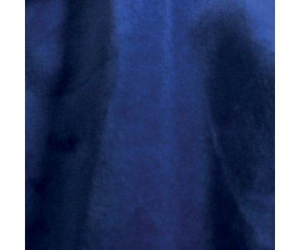 Velour bleu royal